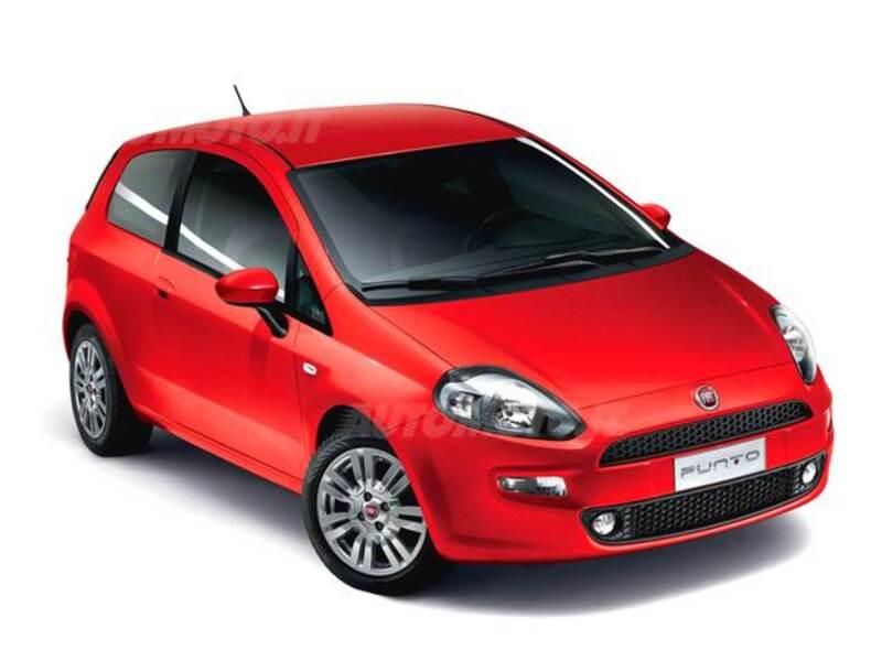 Fiat Punto 1.4 S&S 8V Dualogic 3 porte Street