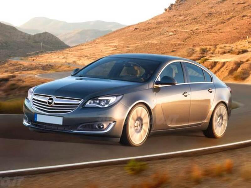 Opel Insignia CDTI 140CV Ecopower 99gr. 4 porte Cosmo Business