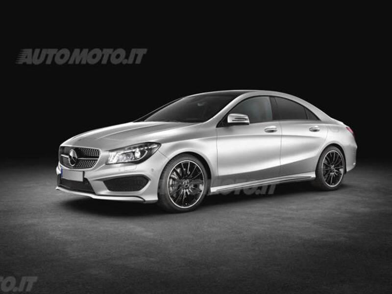 Mercedes-Benz CLA 250 4Matic Automatic Executive