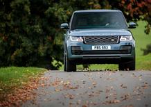 Range Rover, debutto a Los Angeles per la SVAutobiography