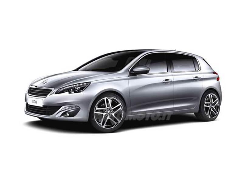 Peugeot 308 1.6 HDi 92 CV Access