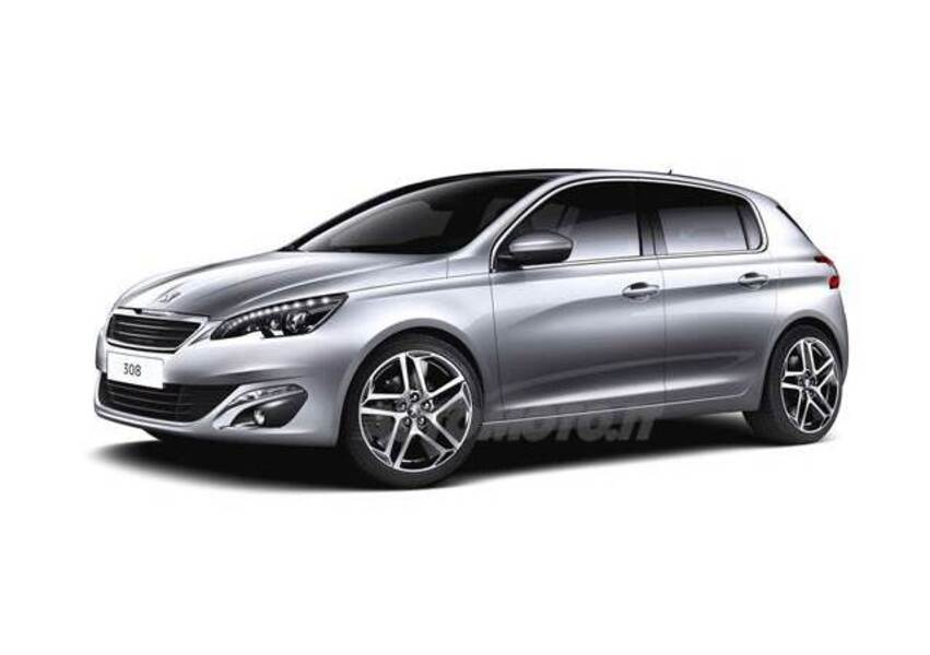 Peugeot 308 1.6 e-HDi 115 CV Stop&Start Access