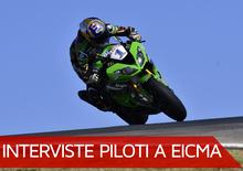 "Sofuoğlu a EICMA 2017: ""Razgatlıoğlu sarà la sorpresa della Superbike"""
