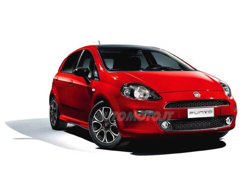 Fiat Punto 1.4 8V 5 porte Natural Power Street