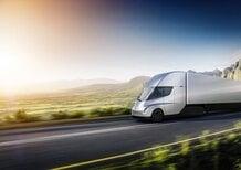 Tesla Semi: il veicolo commerciale di Elon Musk è in arrivo