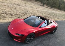 Nuova Tesla Roadster: the quickest car in the world [video]
