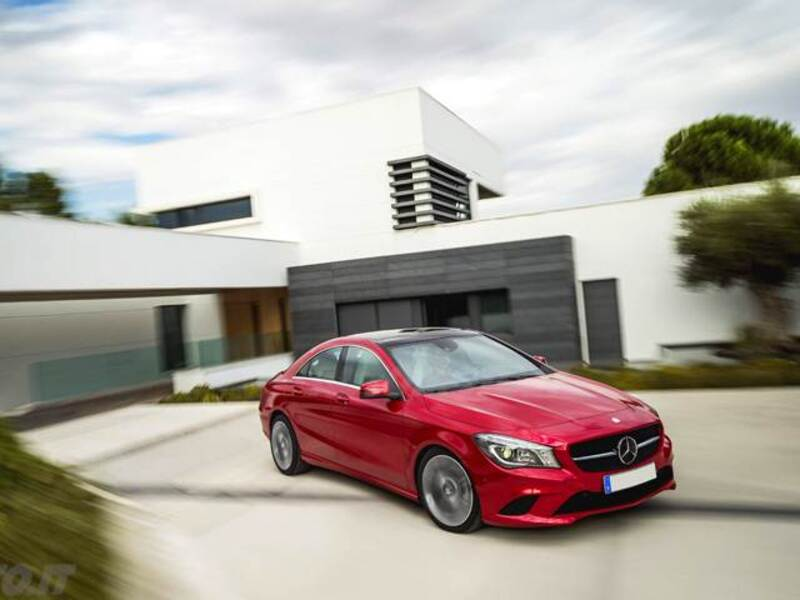 Mercedes-Benz CLA 200 CDI Automatic Executive