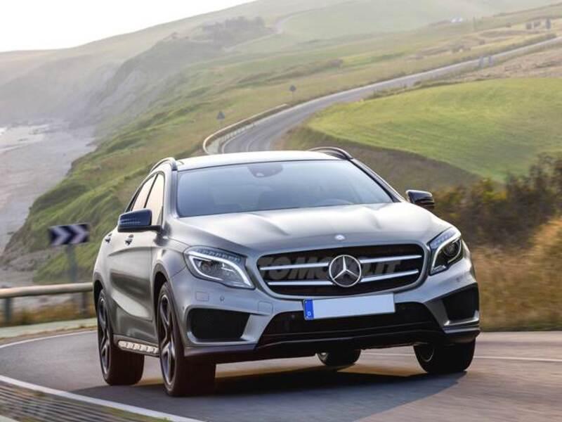 Mercedes-Benz GLA 200 CDI Automatic 4Matic Premium