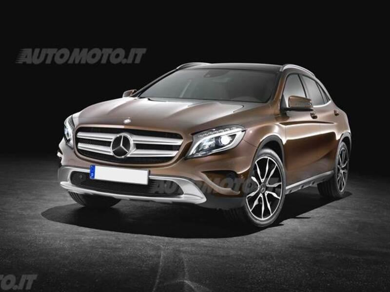 Mercedes-Benz GLA 220 CDI Automatic Premium