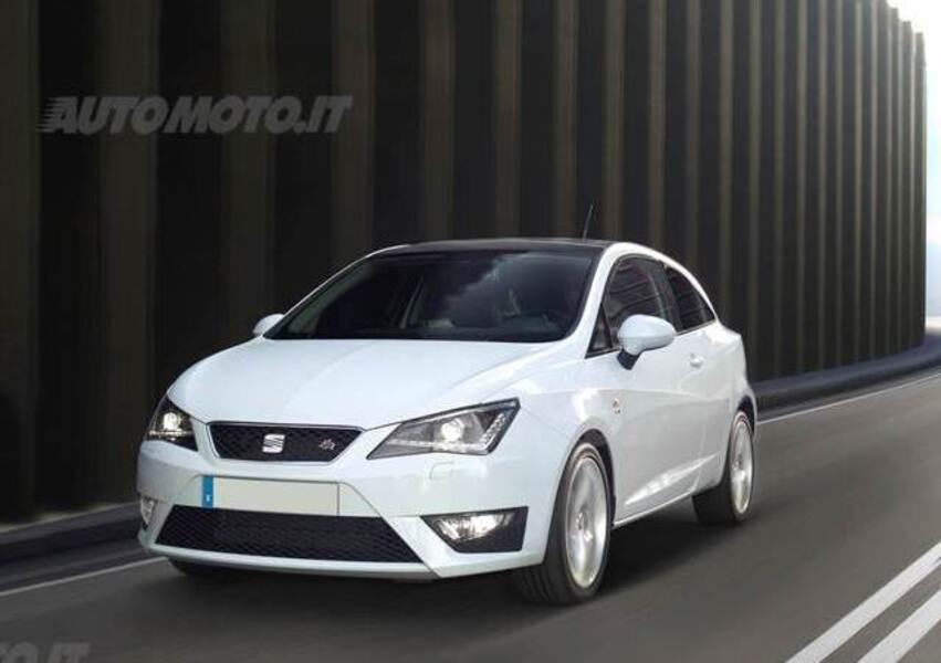 SEAT Ibiza SC 1.6 TDI 105 CV CR 3 porte FR