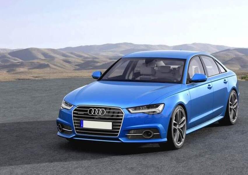 Audi A6 2.0 TFSI hybrid tiptronic