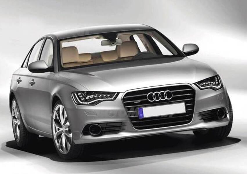 Audi A6 3.0 TDI 204 CV multitronic Business