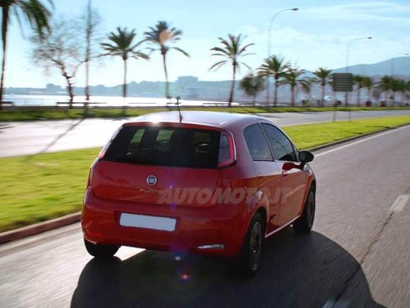 Fiat Punto 1.4 S&S 8V 5 porte Young