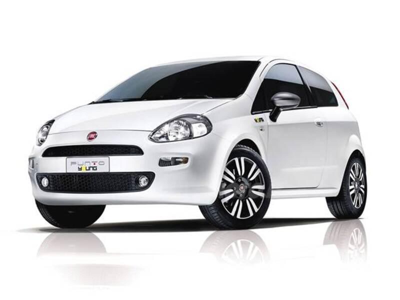 Fiat Punto 1.3 MJT II 75 CV 3 porte Young