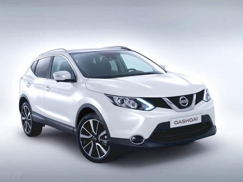 Nissan Qashqai 1.5 dCi Acenta Premium