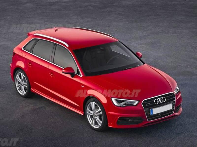 Audi a3 sportback 1 4 tfsi g tron ambition 01 2014 07 for Audi a3 e tron scheda tecnica
