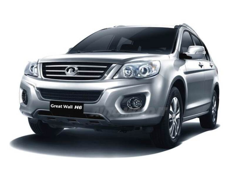 Great Wall H6 H6 2.0 Star 4X4