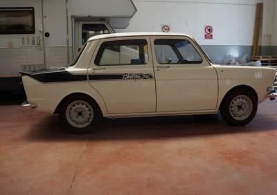 Rallye 2 d'epoca del 1976 a Tolmezzo d'epoca