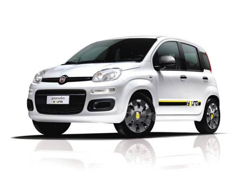 Fiat Panda 0.9 TwinAir Turbo Natural Power Young