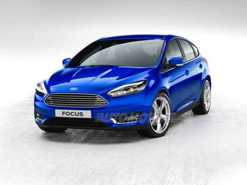 Ford Focus 1.5 TDCi 95 CV Start&Stop Titanium