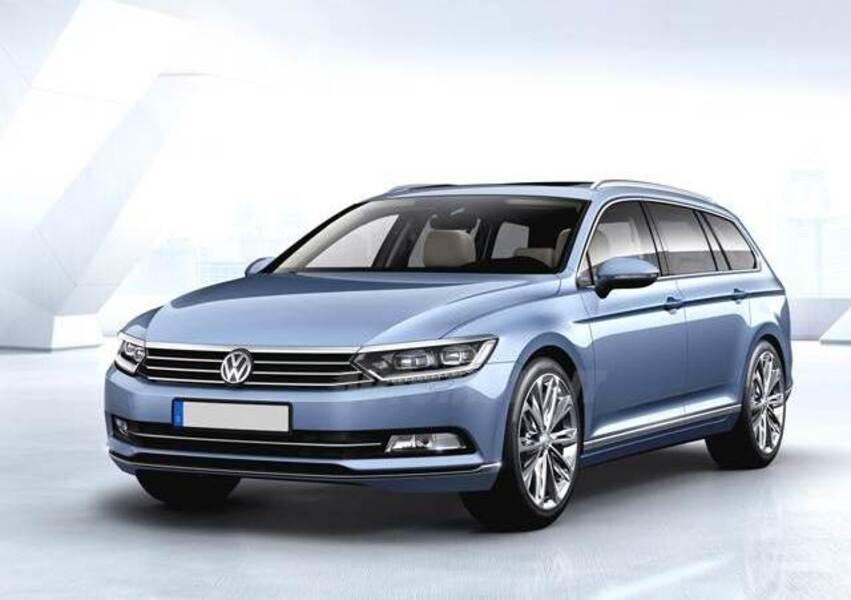 Volkswagen Passat Variant 1.6 TDI DSG Comfortline BlueMotion Tech.