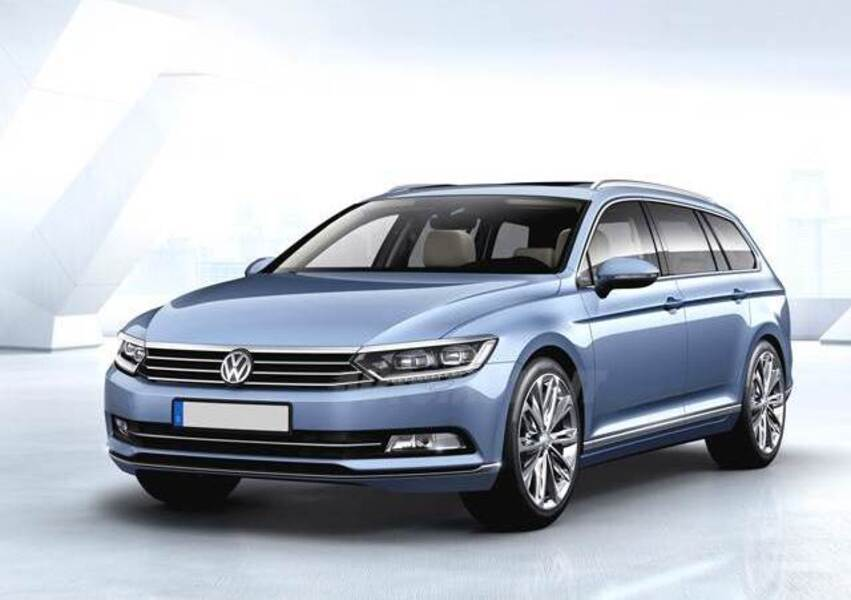 Volkswagen Passat Variant 2.0 BiTDI 4MOT. DSG Highline BlueMotion Tech.
