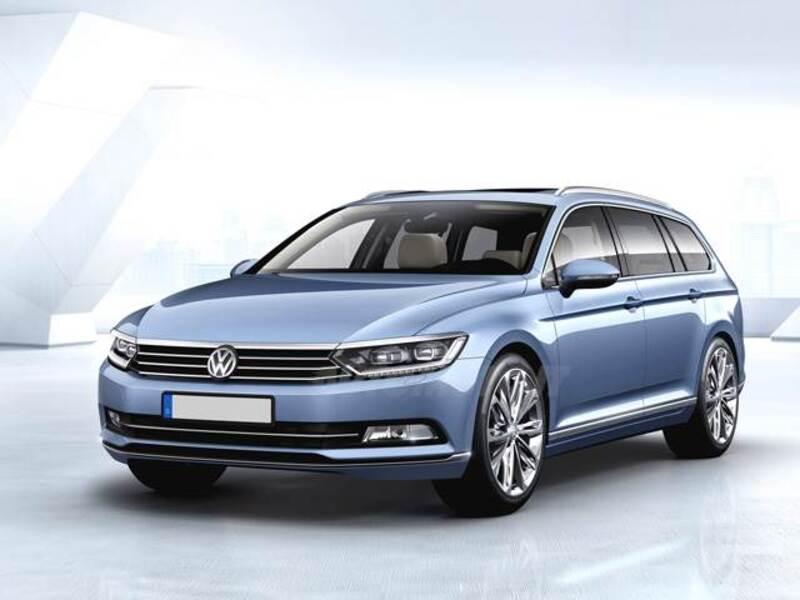 Volkswagen Passat Variant Businessline 2.0 TDI BlueMotion Technology