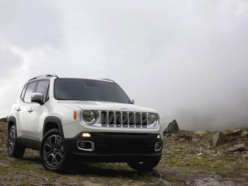 Jeep Renegade 1 4 Multiair Limited 08 2014 06 2018 Prezzo E