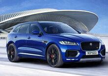 Jaguar F-PACE in offerta da € 495 al mese