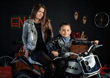 EICMA e Monica Silva: la fotogallery