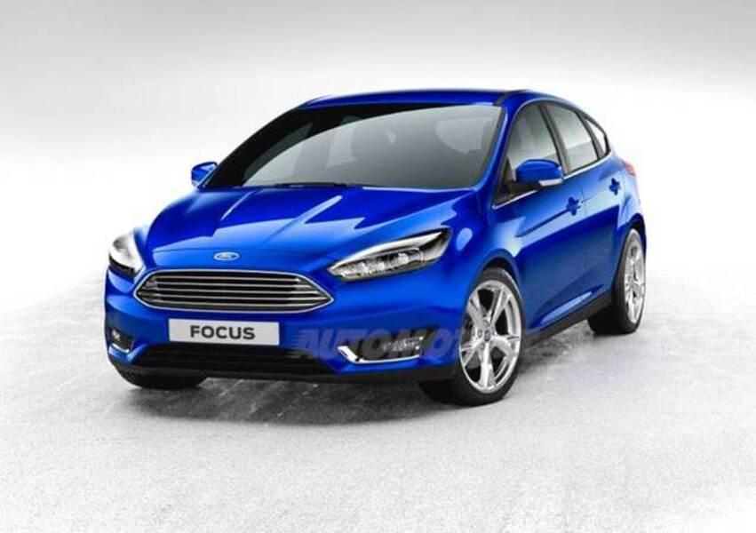 Ford Focus 1.5 TDCi 120 CV Start&Stop Powershift Titanium X