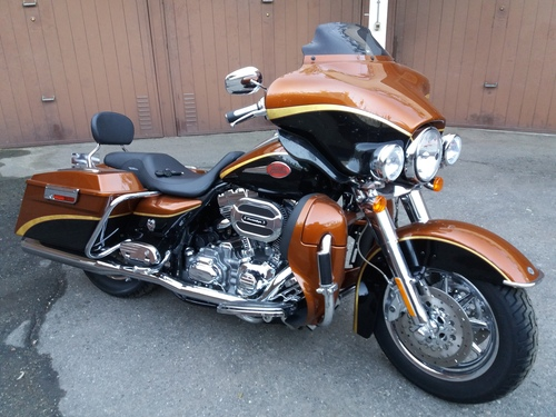 H-D Electra Glide CVO Ultra Limited