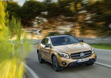 Mercedes GLA | Ti conquista chilometro dopo chilometro [Video]