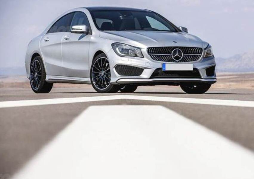 Mercedes-Benz CLA 250 4Matic Automatic Business