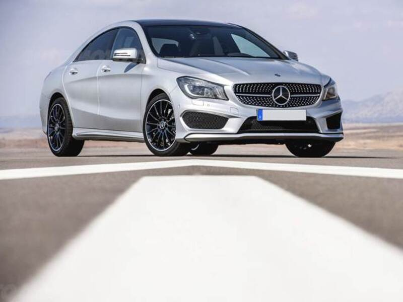 Mercedes-Benz CLA 250 4Matic Automatic Business