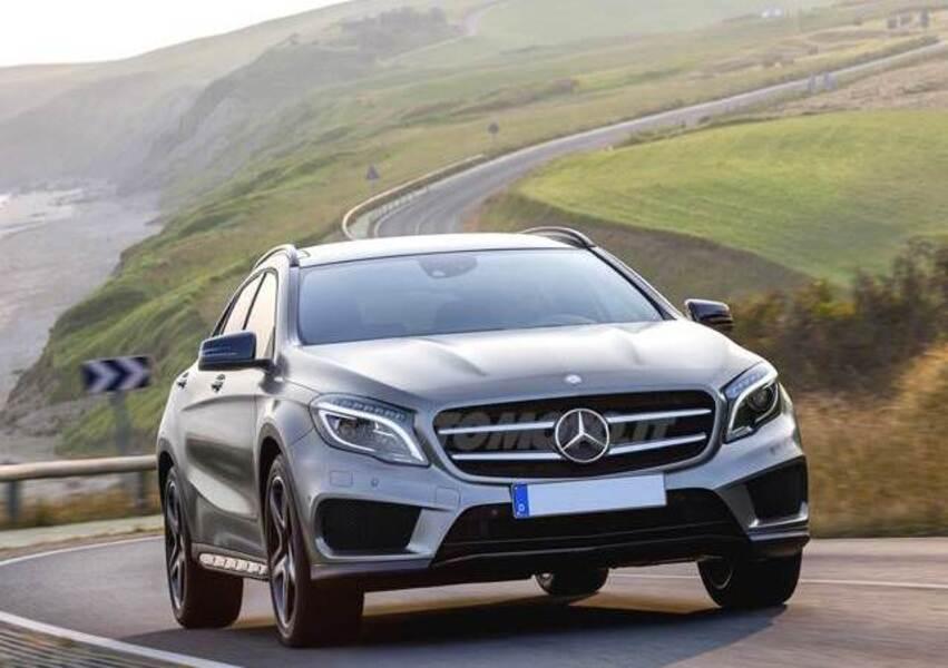 Mercedes-Benz GLA suv 180 Sport