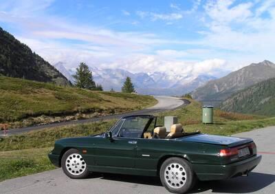 Duetto SPIDER 2000 d'epoca del 1992 a San Casciano in Val di Pesa