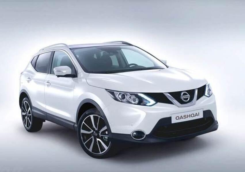 Nissan Qashqai 1.6 DIG-T Acenta