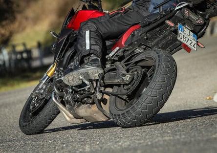 Test Anlas Winter Grip Plus: gomme invernali M+S per moto
