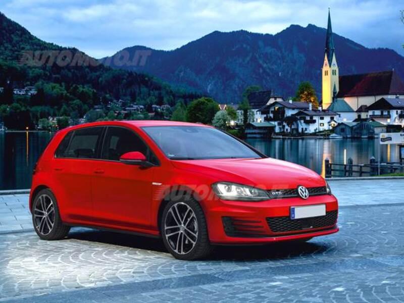 Volkswagen Golf Business GTD 2.0 TDI 5p. 4 Free BlueMotion Tech.