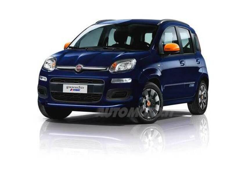 Fiat Panda 0.9 TwinAir Turbo S&S K-Way