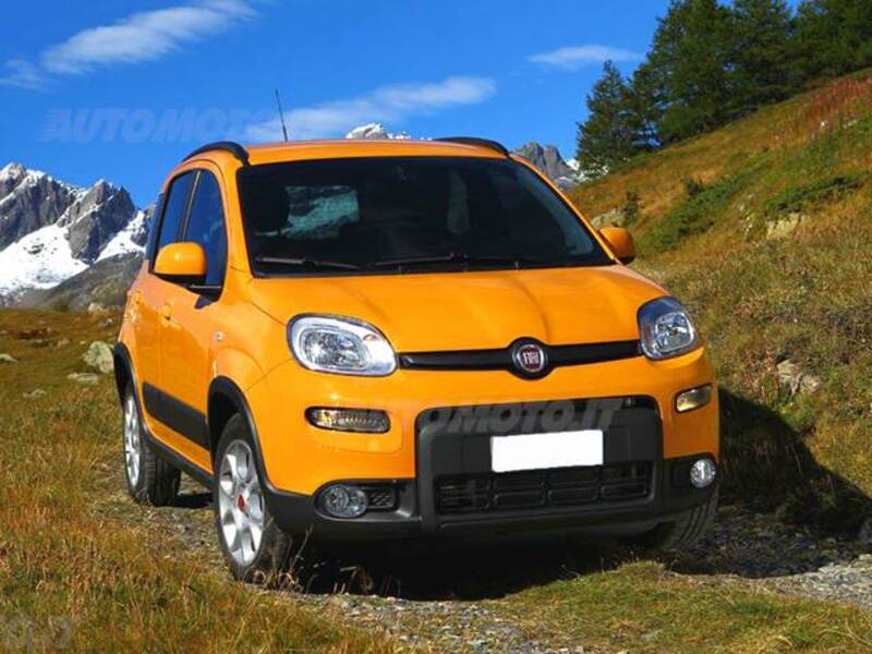 Fiat Panda 1.3 MJT 95 CV S&S Trekking