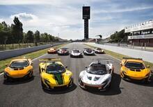 McLaren costumer racing, programma intensificato per il 2018