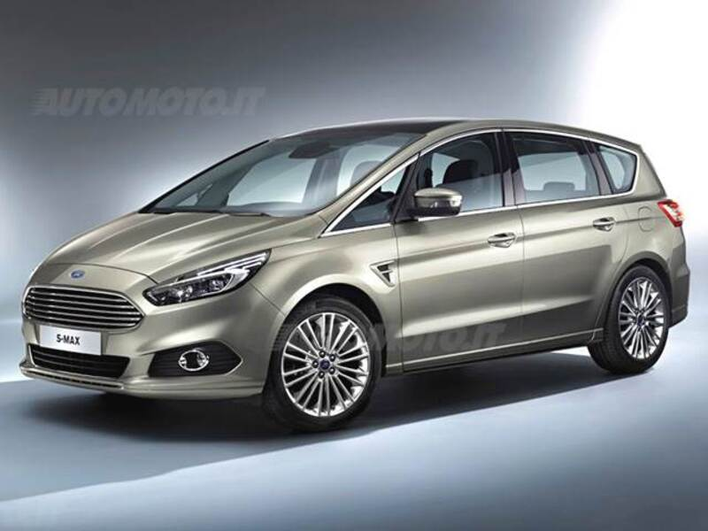 Ford S-Max 2.0 TDCi 150CV Start&Stop AWD Titanium