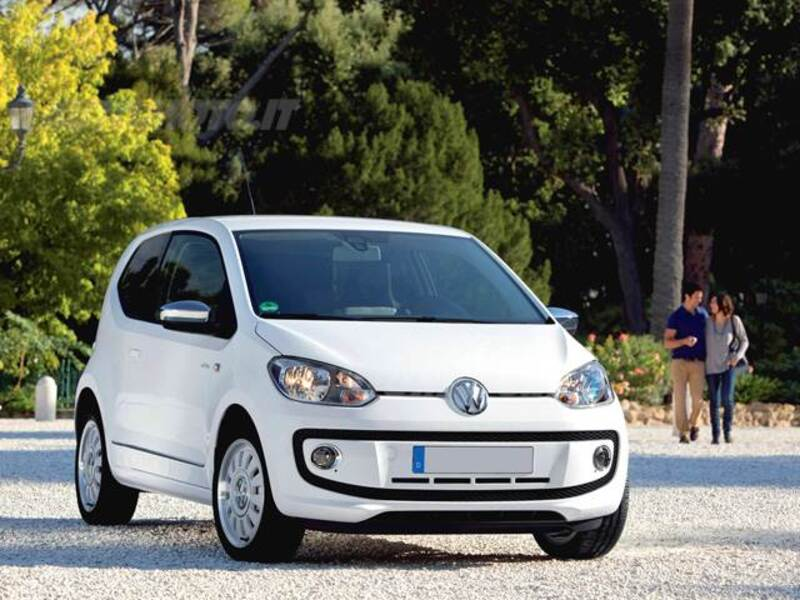 volkswagen up 3p eco move up bluemotion technology 04 2015 10 2016 prezzo e scheda. Black Bedroom Furniture Sets. Home Design Ideas