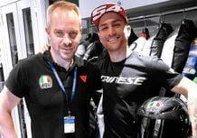 Pasini sceglie Dainese e AGV come partner per la stagione 2018