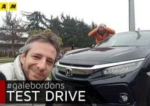 Honda Civic | Ritorno al futuro, e che potenza! [Video]