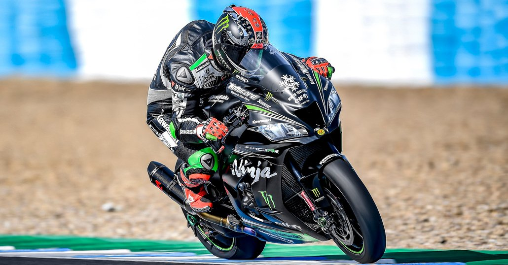 SBK 2017: Sykes è il più veloce nei test di Jerez
