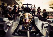 F1, GP Abu Dhabi 2017, FP2: Hamilton al top