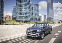 Mercedes Classe X 2017 | pick up di lusso per tutti i giorni [Video]